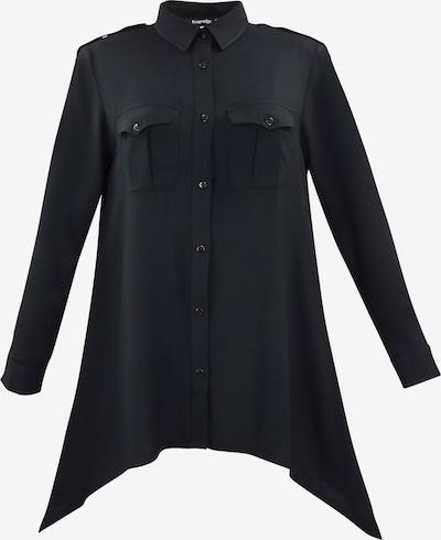 trueprodigy Bluse 'Rebekka' in schwarz, Produktansicht