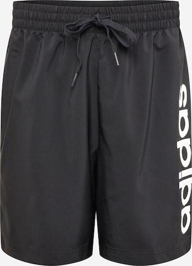ADIDAS PERFORMANCE Sportovní kalhoty 'CHELSEA' - černá / bílá, Produkt