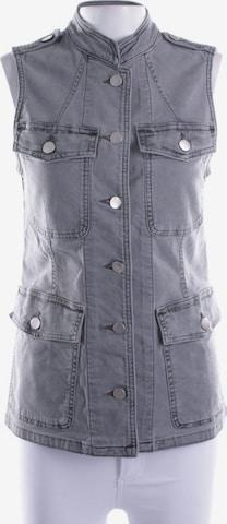 J Brand Vest in XS in Grey
