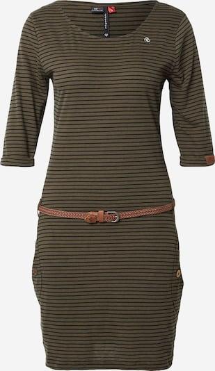 Ragwear Mekko 'TANYA' värissä oliivi / tummanvihreä, Tuotenäkymä