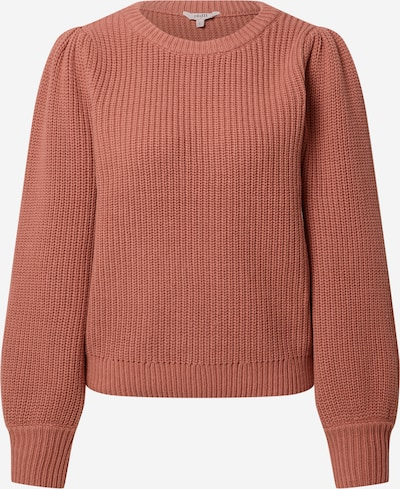 mbym Pullover in rostbraun, Produktansicht