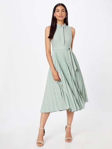 Closet London Kleid in Grün