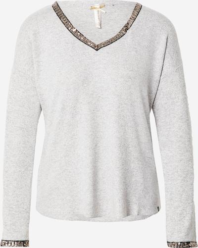 Key Largo Shirt 'NIGHT' in gold / graumeliert / schwarz / silber, Produktansicht