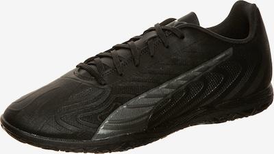 PUMA Voetbalschoen 'One 20.4' in de kleur Zwart / Zilver, Productweergave