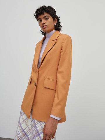 Blazer 'Aya' EDITED en marron