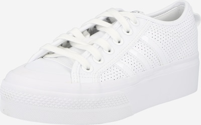 ADIDAS ORIGINALS Sneaker 'Nizza' in weiß, Produktansicht