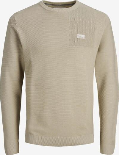 JACK & JONES Jersey en beige, Vista del producto