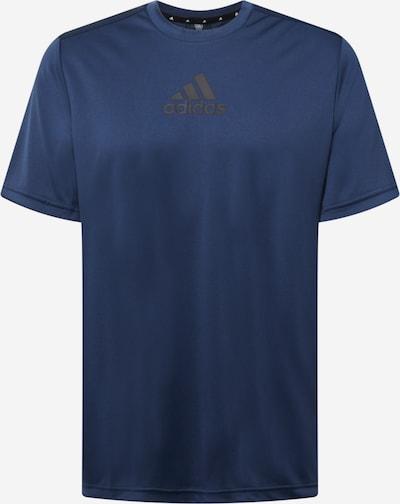 ADIDAS PERFORMANCE Performance Shirt in Dark blue / Black, Item view