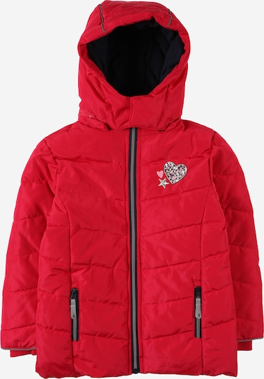 SALT AND PEPPER Performance Jacket in Raspberry, Item view