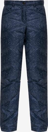 Finn Flare Hose in dunkelblau, Produktansicht