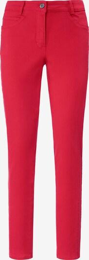 Basler Jeans 'JULIENNE ' in rot, Produktansicht