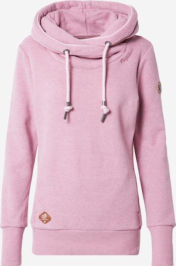 Ragwear Sweatshirt 'GRIPY BOLD' in pink, Produktansicht
