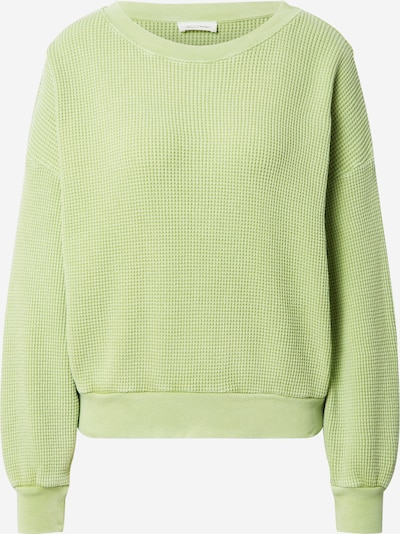 AMERICAN VINTAGE Sweat-shirt 'Bowilove' en vert clair, Vue avec produit