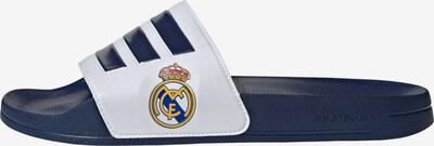 ADIDAS PERFORMANCE Strand-/badschoen in de kleur Navy / Goudgeel / Wit, Productweergave