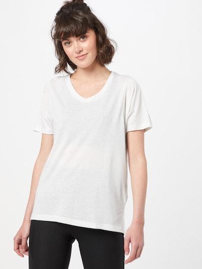 ONLY PLAY Functioneel shirt 'MEE' in de kleur Wit: Vooraanzicht