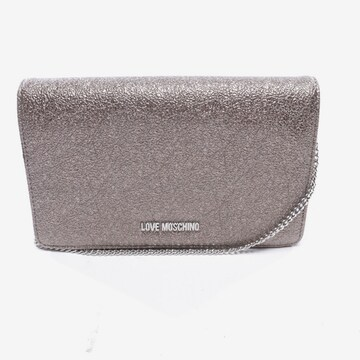 Love Moschino Bag in One size in Silver