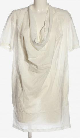 Prego Dress in M in White