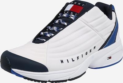 Tommy Jeans Slip On tenisice 'HERITAGE' u plava / bijela, Pregled proizvoda