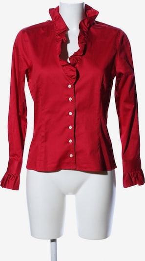 Umani Rüschen-Bluse in M in rot, Produktansicht