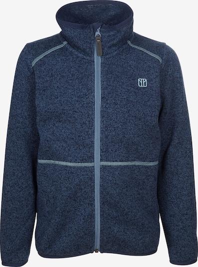 ELKLINE Fleece Jacket in Light blue / Dark blue, Item view