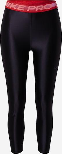 NIKE Sportovní kalhoty - oranžová / růžový melír / oranžově červená / černá, Produkt