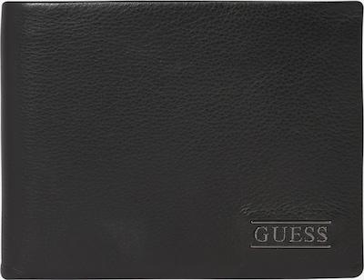 GUESS Portemonnaie 'New Boston' in schwarz, Produktansicht