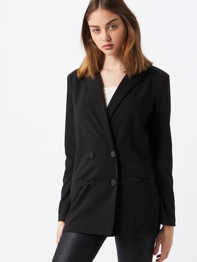 JACQUELINE de YONG Blazer 'Catia' in schwarz, Modelansicht