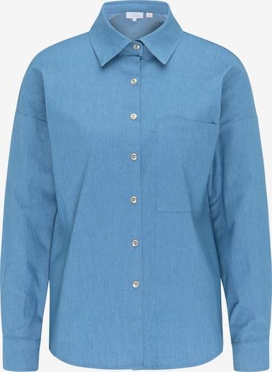 Bluză usha BLUE LABEL pe albastru deschis, Vizualizare produs