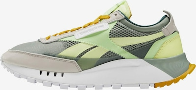 Reebok Classic Sneaker in limone / grün / limette, Produktansicht
