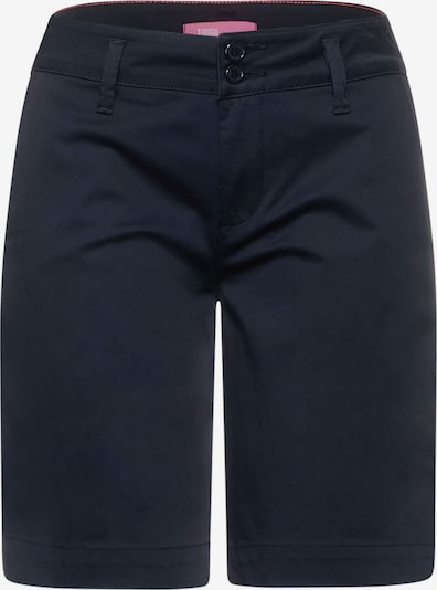 STREET ONE Trousers in Navy, Item view