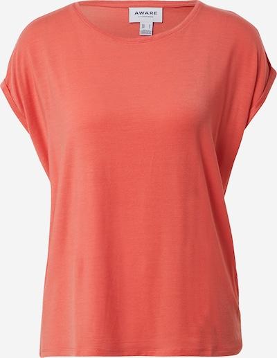 VERO MODA T-shirt 'Ava' en corail, Vue avec produit
