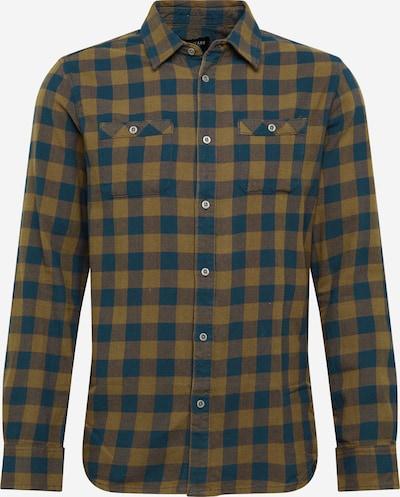 Cars Jeans Srajca 'Lumber' | temno modra / kaki barva, Prikaz izdelka