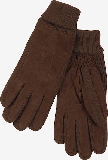J. Jayz Full Finger Gloves in Light brown, Item view