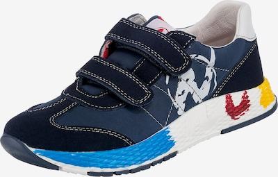NATURINO Sneaker 'Jesko' in marine / navy / mischfarben, Produktansicht