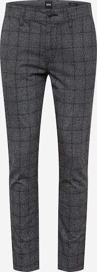 BOSS Pantalón chino 'Taber-B' en gris, Vista del producto