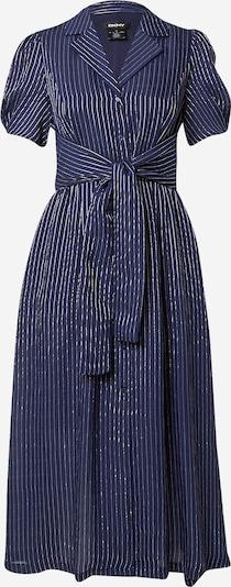 DKNY Puseromekko värissä laivastonsininen / hopea, Tuotenäkymä