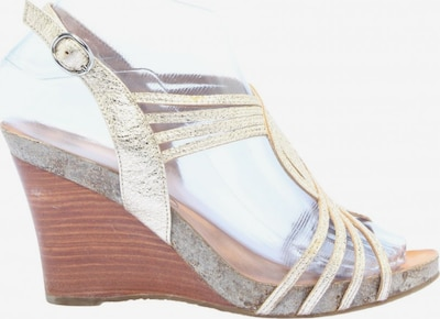 STACCATO Riemchen-Sandaletten in 37 in gold, Produktansicht