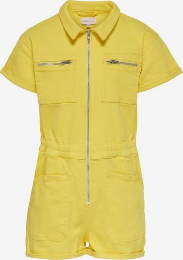 KIDS ONLY Overall in gelb, Produktansicht