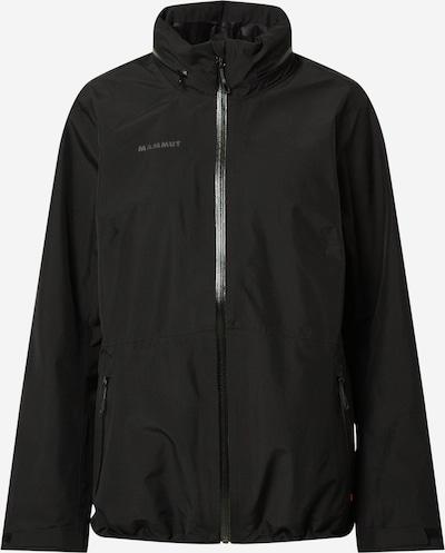 MAMMUT Sportjas 'Ayako' in de kleur Zwart, Productweergave