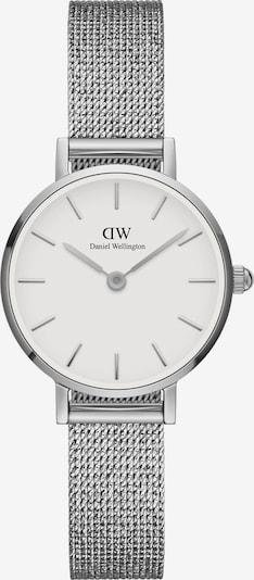 Daniel Wellington Uhr in silber, Produktansicht