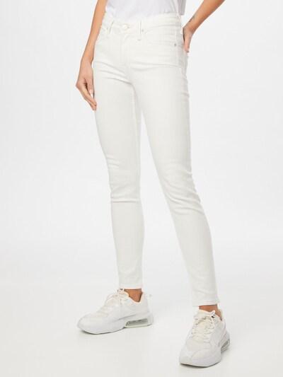 Lee Jeans 'Scarlett' in de kleur White denim, Modelweergave