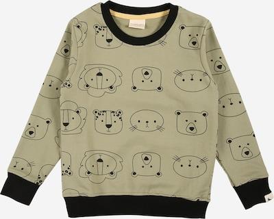 Turtledove London Sweater majica u zelena / crna, Pregled proizvoda