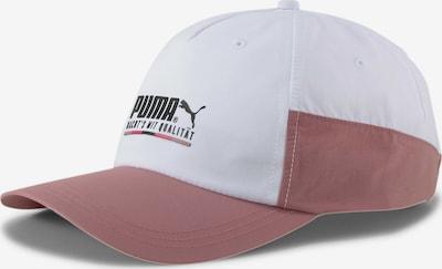 PUMA Sportpet in de kleur Rood / Wit, Productweergave