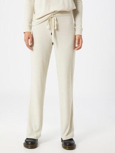 SISTERS POINT Hose 'Verna' in beige, Modelansicht