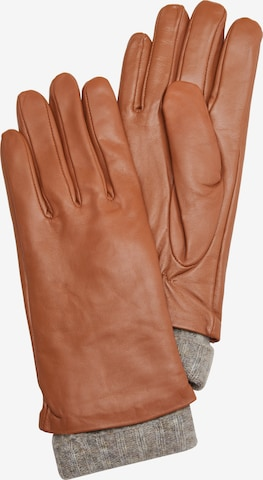 s.Oliver Fingerhandschuhe in Braun