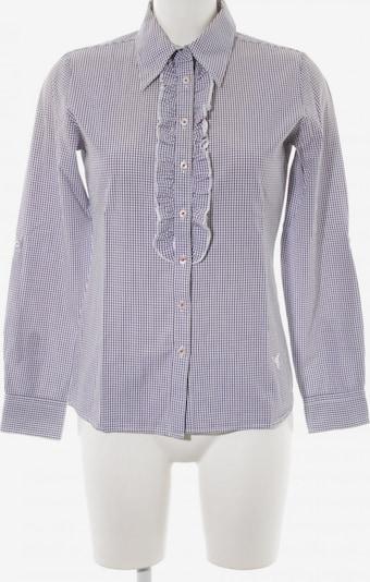 Emily Van Den Bergh Hemd-Bluse in S in dunkelblau / weiß, Produktansicht