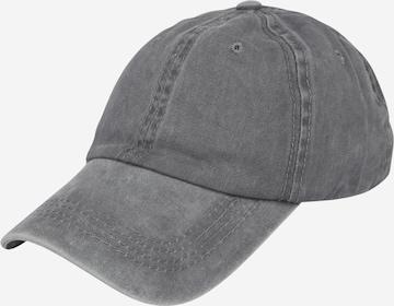 Cappello da baseball 'Alwin' di ABOUT YOU in grigio