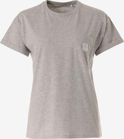 Lakeville Mountain T-Shirt 'Todra' in grau / hellgrau / graumeliert, Produktansicht