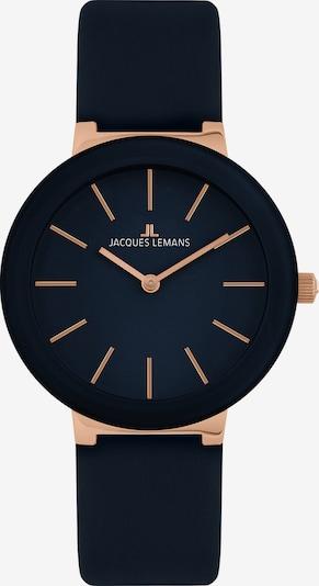 Jacques Lemans Uhr in dunkelblau, Produktansicht