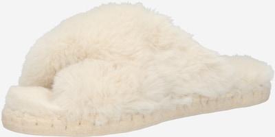 espadrij l´originale Slippers 'Croisette' in Wool white, Item view